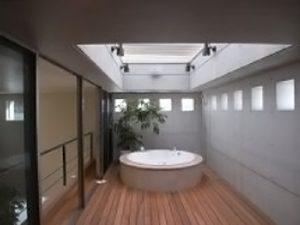 可動ルーバー導入実績:東京都A邸